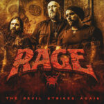 Rage: The Devil Strikes Again EP (2016)